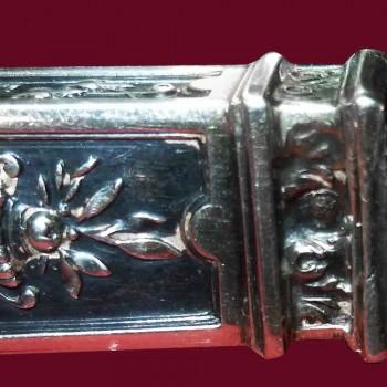 Napoléon III Papierschneider aus massivem Silber