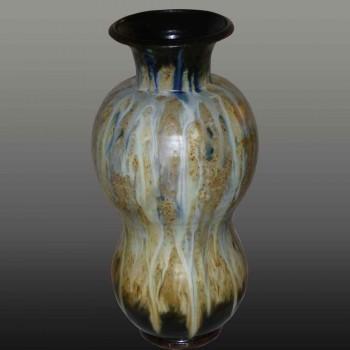 Guèrin Bouffioulx Vase Art-Deco-Periode