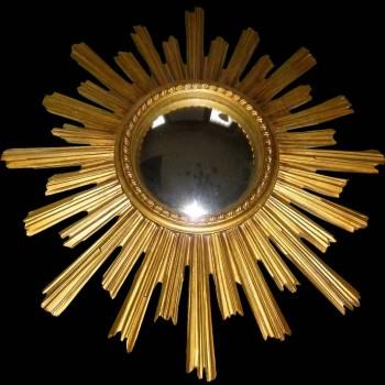 vintage sun mirror year 60-65