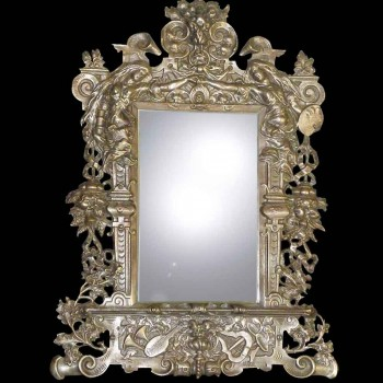 Mirror table Napoleon III period, XIX century