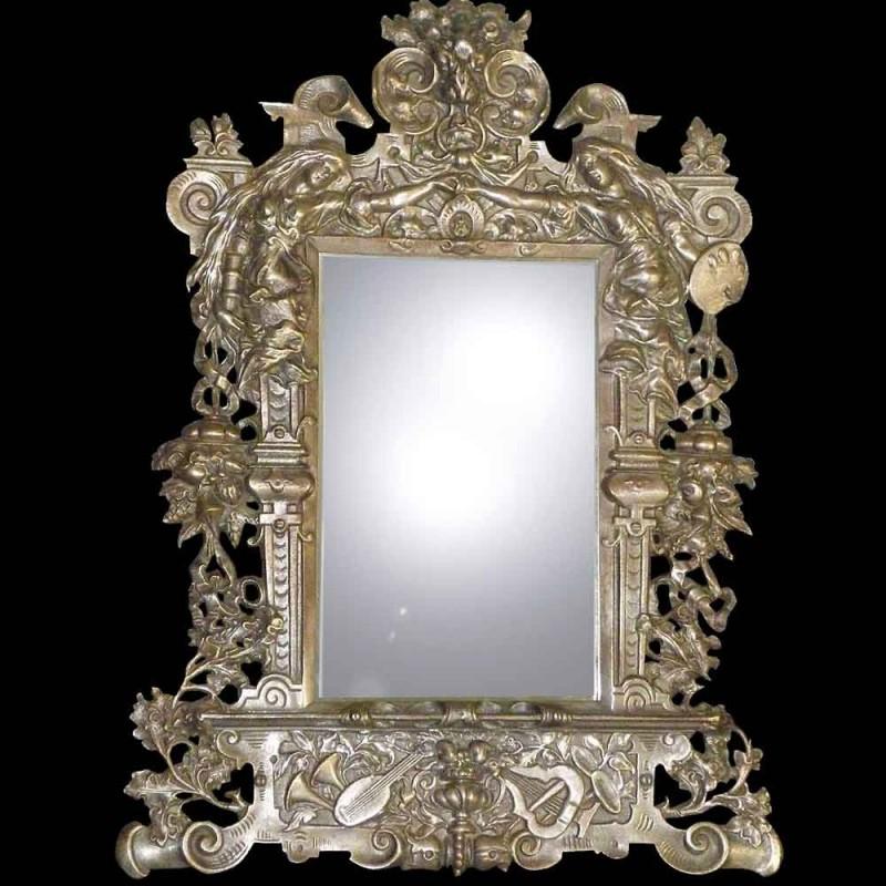 Specchio da tavolo Napoleone III, XIX secolo