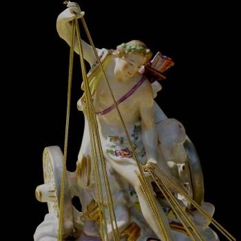 Triumph of Apollo-porcelain collection, sevres (Samson) XIX century