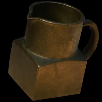 Pitcher brons hoogtijd XVIe eeuw
