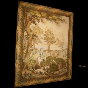 Goblin-Wandteppich Jagdszene