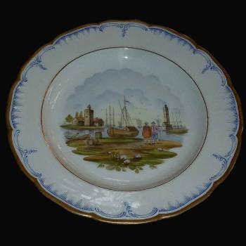 Porcelaine de Berlin 19eme siecle