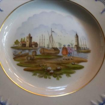 Berlijn KPM XIXe eeuw porselein