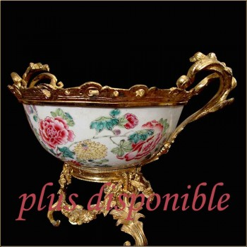 Porcelana china de la East India Company