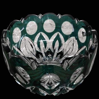 Copa de cristal Val Saint Lambert