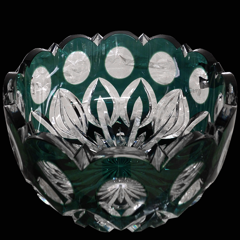 Crystal Cup Val Saint Lambert Pau-Modell