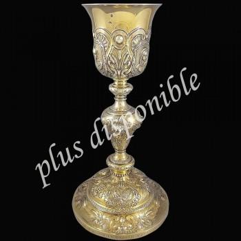 Argento vermeil 19 eme secolo (autentico)