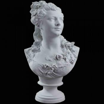 Keksbüste Flore Carrier Belleuse XIX Jahrhundert