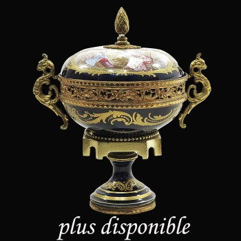 Porcelaine francaise de sevres 19 eme
