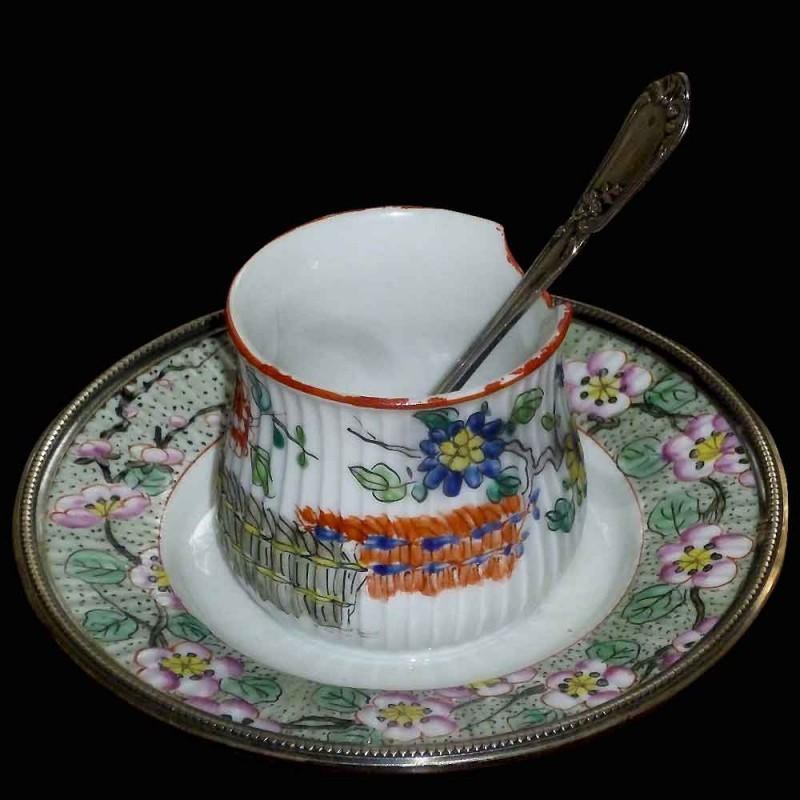 Porcelaine de Chantilly