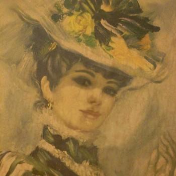 Lloyd John Strevens Frédéric- Les belles élégantes
