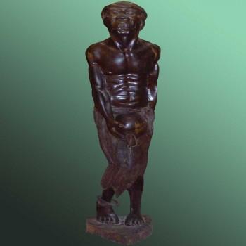 Art sculptural Africain