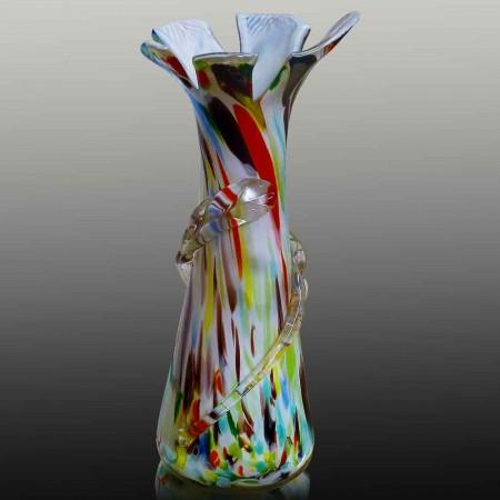 Vintage Vase aus Murano
