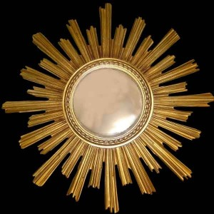 Mirror Dekoration Objekt