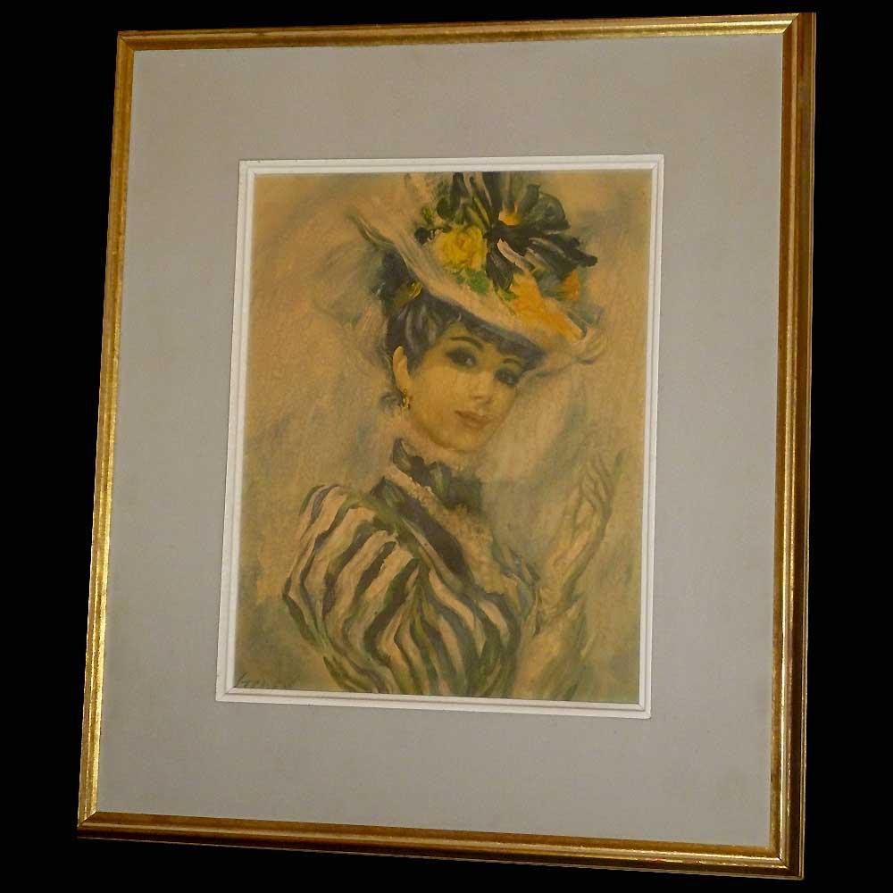 Lloyd John Strevens Frédéric- The Beautiful Elegant