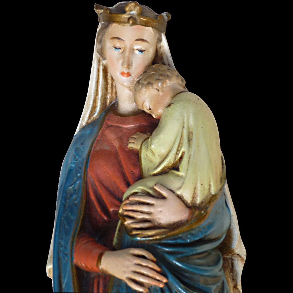 """Vierge à l'enfant """"sedes sapientiae"""""""