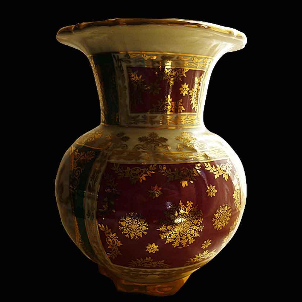 Porcelaine de Vienne-Vase Royal Vienne
